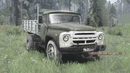 ZIL 130 1964 para MudRunner