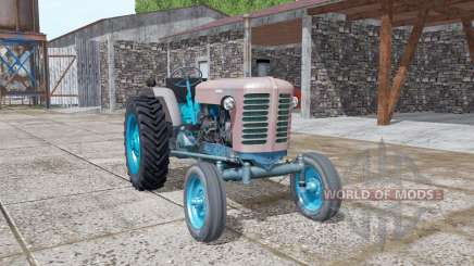 MTZ-5 Bielorrusia para Farming Simulator 2017