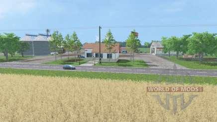 Crystal Falls v2.0 para Farming Simulator 2015