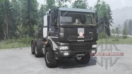 Tatra Phoenix T158-8P5 6x6 2011 para MudRunner