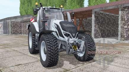 Valtra T154 more realistic para Farming Simulator 2017
