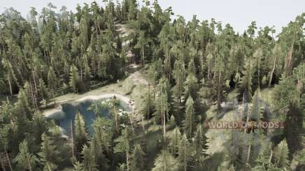 Duras Siberia para MudRunner
