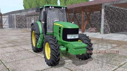John Deere 7330 Premium para Farming Simulator 2017