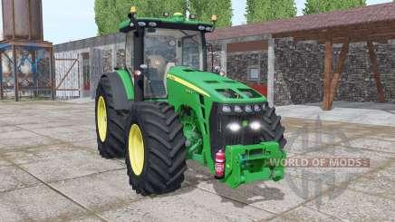 John Deere 8295R EU para Farming Simulator 2017