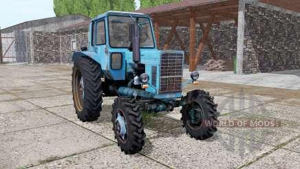 MTZ 82 Belarús 1985 para Farming Simulator 2017