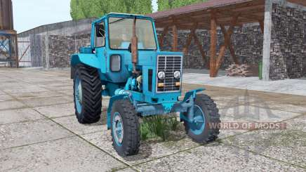 MTZ 80 Belarús elección de hardware para Farming Simulator 2017