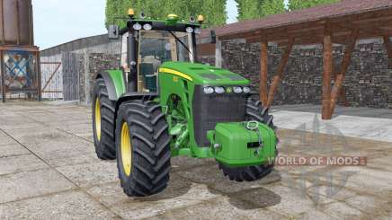 John Deere 8230 v5.0 para Farming Simulator 2017
