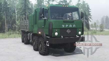 Ural 532301 2007 para MudRunner