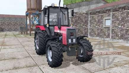 MTZ-952 Agropanonka para Farming Simulator 2017