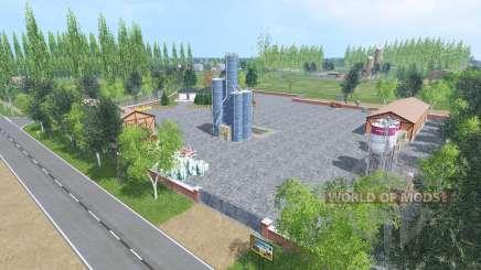 Bauernhof Lindenthal v2.0 para Farming Simulator 2015