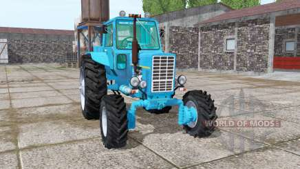 MTZ 82 Bielorrusia para Farming Simulator 2017