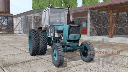 YUMZ 6КЛ con PKU v1.3 para Farming Simulator 2017