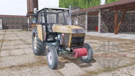 URSUS 912 light brown para Farming Simulator 2017