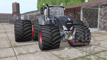 Fendt 930 Vario black para Farming Simulator 2017