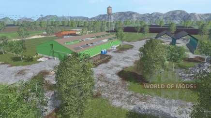 La Vallee Des Angles para Farming Simulator 2015