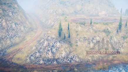 La luna 14 - Extreme logging 2 para MudRunner