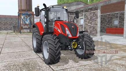 New Holland T5.120 Fiat Centenario para Farming Simulator 2017