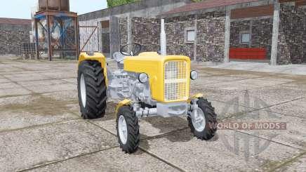 URSUS C-355 without cab v2.0 para Farming Simulator 2017