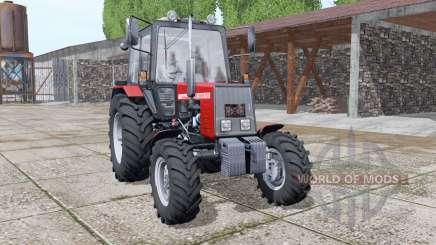 MTZ-820 Agropanonka para Farming Simulator 2017