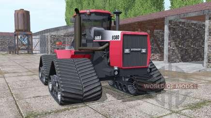 Case IH Steiger 9380 QuadTrac para Farming Simulator 2017