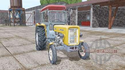 URSUS C-360 realistic exhaust para Farming Simulator 2017