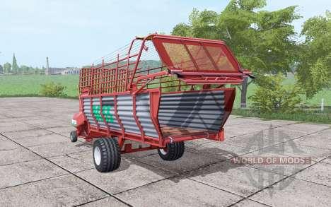 POTTINGER Boss 2 T v1.1 para Farming Simulator 2017
