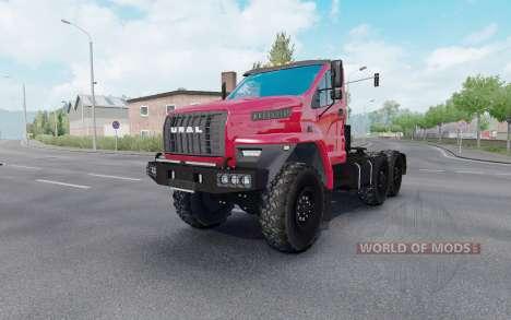 Ural 44202-5311-74Е5 Siguiente para Euro Truck Simulator 2
