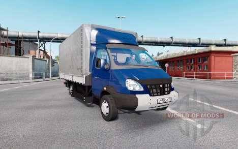 GAS 331061 Valday 2004 para Euro Truck Simulator 2
