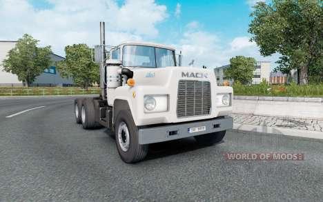 Mack R600 Day Cab para Euro Truck Simulator 2