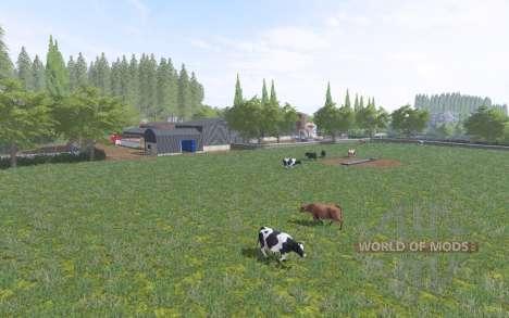 Newbie Farm v4.0 para Farming Simulator 2017