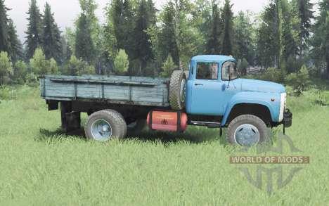 ZIL 130 4x4 v4.0 para Spin Tires