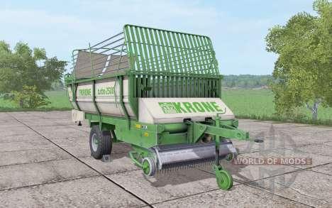 Krone Turbo 2500 v3.0 para Farming Simulator 2017