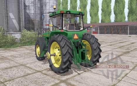 John Deere 8400 USA para Farming Simulator 2017