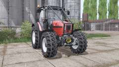 Same Fortis 190 Forestry Edition para Farming Simulator 2017