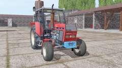 URSUS C-3110 soft red para Farming Simulator 2017