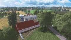 Warminsko-mazurskie v2.1 para Farming Simulator 2017
