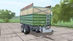 Fliegl TDK 160 dynamic hoses para Farming Simulator 2017