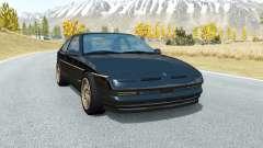 Ibishu 200BX Black Edition para BeamNG Drive