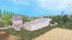 Green Fields para Farming Simulator 2015