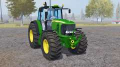 John Deere 7530 Premium 4WD para Farming Simulator 2013