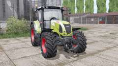 CLAAS Arion 630 interactive control para Farming Simulator 2017