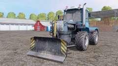 T-150K-09-25 W / hoja para Farming Simulator 2015