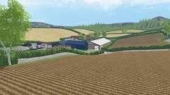 Higher Hills v2.2 para Farming Simulator 2015