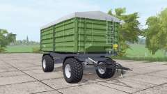 Fliegl DK 180-88 more configurations para Farming Simulator 2017