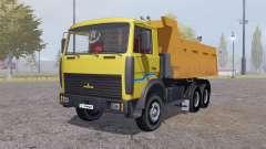 MAZ 551605-221-024 v2.0 para Farming Simulator 2013