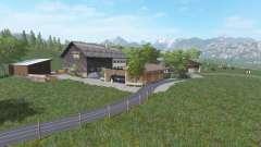 Mountains of Styria v1.4.1 para Farming Simulator 2017