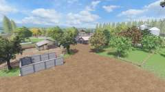 Granja Guara para Farming Simulator 2017