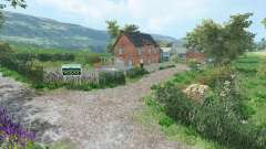 Lochmithie Farm v1.1 para Farming Simulator 2015