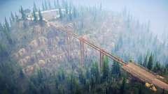 Valle de los puentes para MudRunner