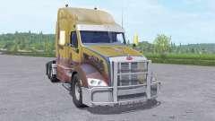 Peterbilt 579 Sleeper Cab para Farming Simulator 2017